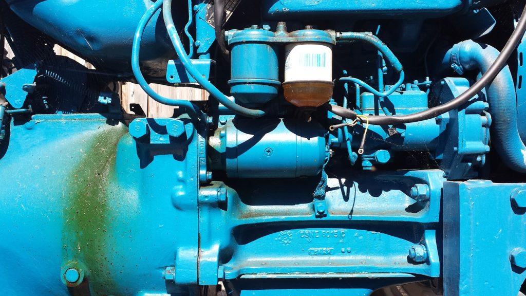 Części zamienne do silników ciągników zachodnich marek