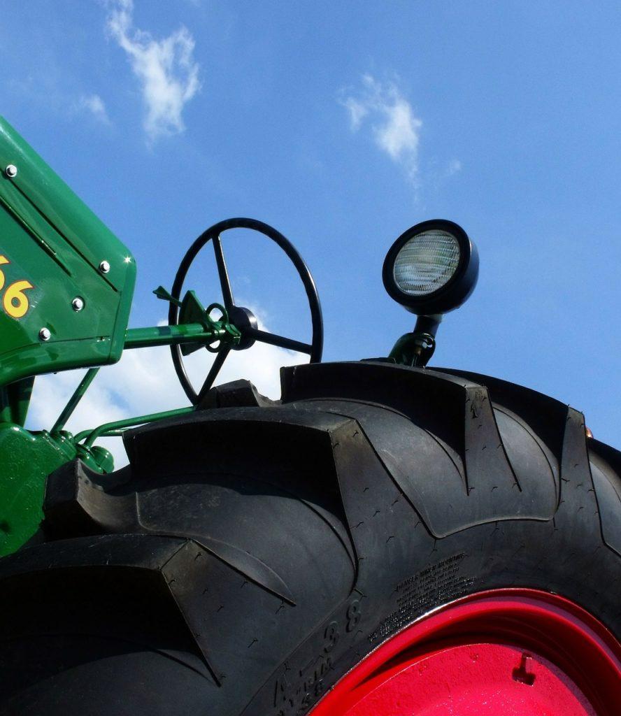 Internetowy sklep rolniczy - kup części układu kierowniczego dla ciągników zachodnich