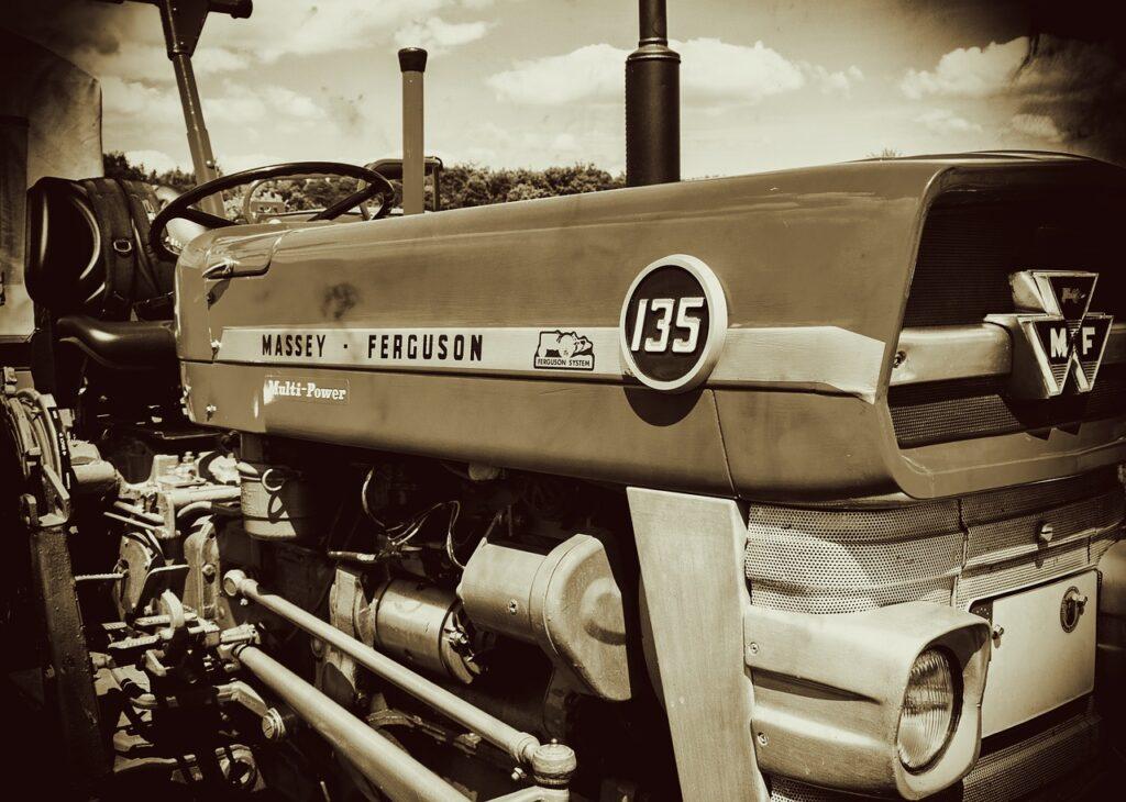 Sprawny tłumik w ciągniku zachodnim - dlaczego jest tak ważny?